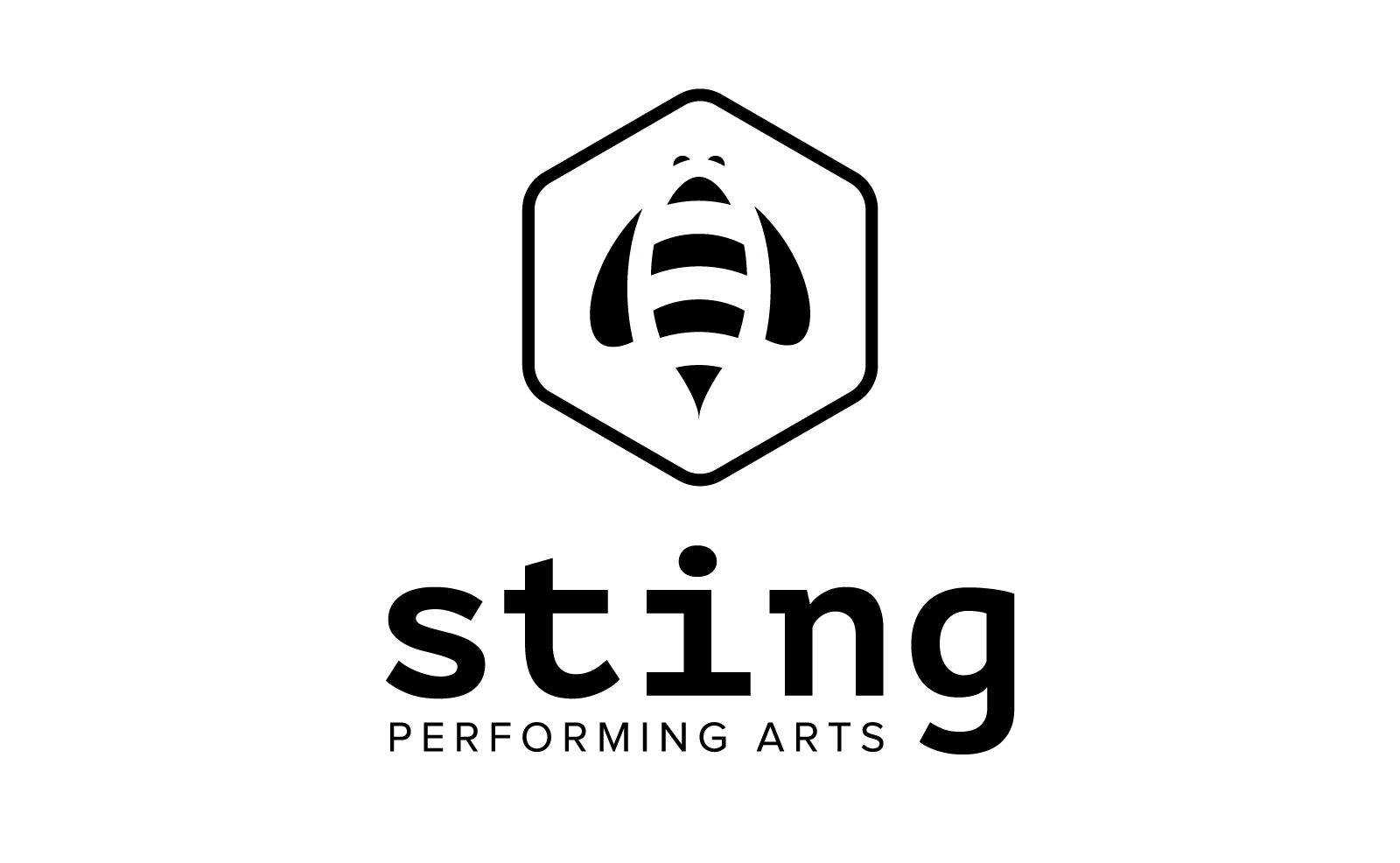 Sting Performing Arts logo