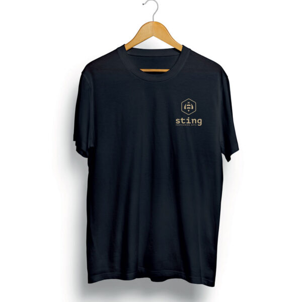 Sting tshirt front
